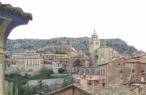 Visita  Albarracín + Media Pensión para 2