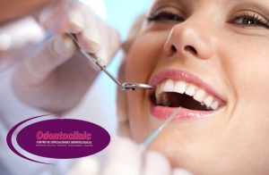 Limpieza con ultrasonido y pulido dental