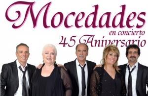 Entrada Concierto Mocedades 45 aniversario