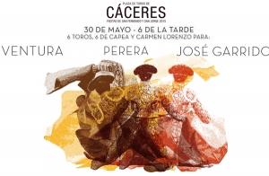 CORRIDA DE TOROS 30 MAYO  – Cáceres