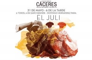 CORRIDA DE TOROS 31 MAYO   – Cáceres