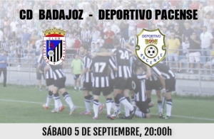 Entrada CD Badajoz vs Deportivo Pacense