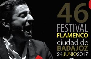 Entrada XLVI Festival de Arte Flamenco 'Ciudad de Badajoz'
