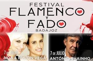 Entradas: Pasión Vega & Noa más Antonio Chainho