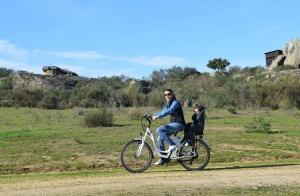 Ruta Turística en Bicicleta eléctrica