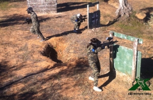 ¡Dispara tu adrenalina! Partida de paintball