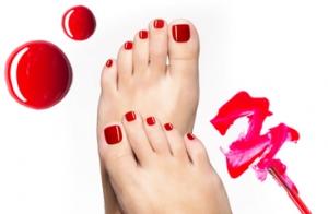 Esmaltado permanente para tus pies