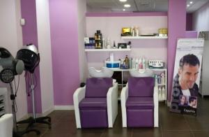 Sesión completa de peluquería con botox