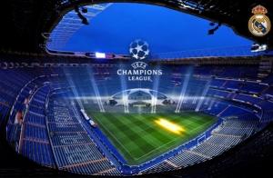 Champions Entrada Real Madrid - PSG