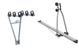Soportes de Bicicletas para choches