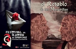 Entrada para EL RETABLO DE LAS MARAVILLAS, 39 FESTIVAL TEATRO DE BADAJOZ